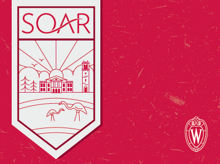 Cover page of January SOAR program confirmation booklet